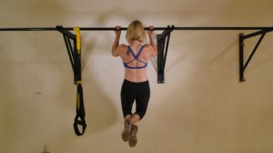 how to train yourself to do a muscle up