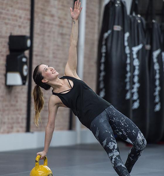 Molly Vu   Kettlebell Kickboxing CanadaKettlebell